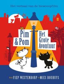Pim en Pom Het grote avontuur , Mies Bouhuys