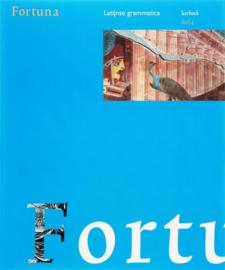 Fortuna 4 Latijnse grammatica Leerboek , Charles Hupperts