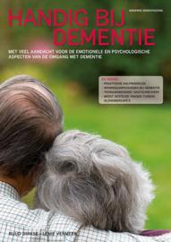 Handig bij dementie met veel aandacht voor de emotionele enpsychologische aspecten van de omgang met dementie ,  Ruud Dirkse