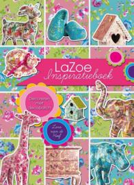 LaZoe Inspiratieboek decoreren met decopatch ,  Lara van de Hoef