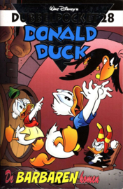 Donald Duck Dubbelpocket / 28 Donald Duck Dubbelpocket, Walt Disney Studio's