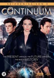 Continuum - Seizoen 3 , Rachel Nichols  Serie: Continuum