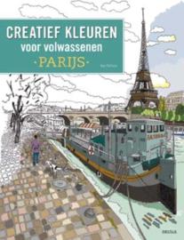 Creatief kleuren voor volwassenen Parijs Breng Parijs tot leven met je kleurpotloden of je penselen , Isy Ochoa