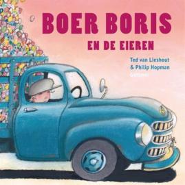 Boer Boris - Boer Boris en de eieren , Ted van Lieshout Serie: Boer Boris