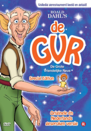 De GVR - De Grote Vriendelijke Reus (Special Edition) Stemmen orig. versie: David Jason