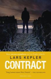Joona Linna 2 - Contract Deel 2 met Joona Linna ,  Lars Kepler