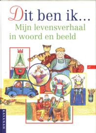 Dit ben ik... mijn levensverhaal in woord en beeld , M. van Delft