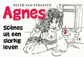 Agnes - dwarsligger (compact formaat) Scenes Uit Een Slordig Leven , Peter van Straaten