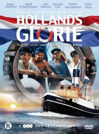Hollands Glorie De 3 DVD's Hollands Glorie bevatten de gelijknamige en zeer succesvolle AVRO televisieserie uit 1977. , Hugo Metsers
