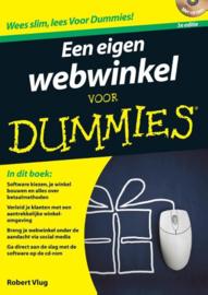 Een eigen webwinkel voor Dummies, 3e editie , Robert Vlug  Serie: Voor Dummies