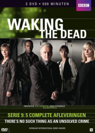 Waking the Dead serie 9 , Trevor Eve Serie: Waking The Dead