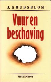 Vuur en beschaving ,  Joop Goudsblom