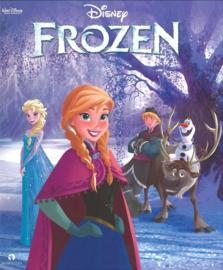 Lees & Luisterboek Frozen ,  Walt Disney