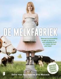 De melkfabriek waarom borstvoeding te gek is (en je je niet schuldig hoeft te voelen als het niet lukt) , Sofie van den Enk