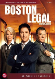 Boston Legal - Seizoen 1 , James Spader Serie: Boston Legal