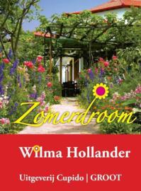 Zomerdroom groteletter-editie , Wilma Hollander Serie: Cupido - Groot