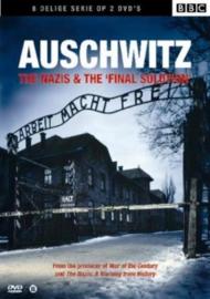 Auschwitz (2DVD) BBC Documentaire , Horst-Günter Marx