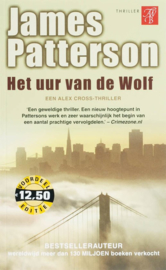 Het uur van de wolf , James Patterson  Serie: Alex Cross