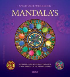 Mandala's spiritueel werkboek Auteur, Marion Kustenmacher