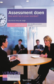 Assessment doen - hoe werkt het in jouw voordeel Let op! Er is een nieuwe editie ,  Bas Kok