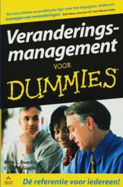 Voor Dummies - Veranderingsmanagement voor Dummies, pocketeditie , B. Evard  Serie: Voor Dummies