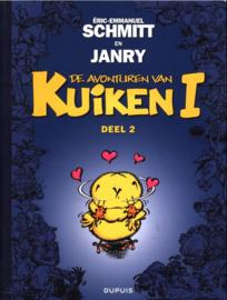 Avonturen van kuiken 02. ,  Janry Serie: Avonturen van Kuiken