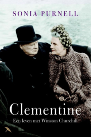 Clementine Een leven met Winston Churchill , Sonia Purnell