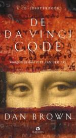 De Da Vinci code 6 CD luisterboek voorgelezen door Piet van der Pas , Dan Brown