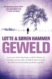 Konrad Simonsen-reeks 4 - Geweld , Lotte Hammer