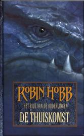 De boeken van de Levende Schepen - De Thuiskomst het rijk van de ouderlingen ,  Robin Hobb