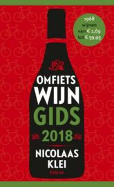 Omfietswijngids 2018 De lekkerste wijngids van Nederland , Nicolaas Klei