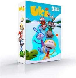Uki 3 Dvd Box ,  Uki