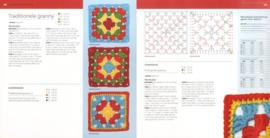 100 granny squares - Oma-vierkantjes om te haken oma-vierkantjes om te haken , Leonie Morgan