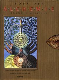 Het Boek Der Alchemie De jacht op Wijsheid en de zoektocht naar de steen der Wijzen , Francis Melville