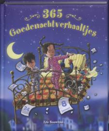 365 Goedenacht verhalen , Diverse auteurs, Eric Bouwens