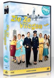 Zie Ze Vliegen - Seizoen 1 , Chantal Janzen