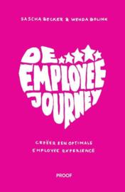 De employee journey creëer een optimale employee experience , Sascha Becker