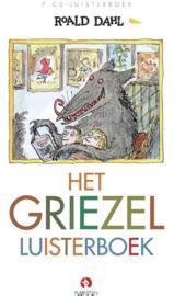 Het griezel luisterboek (7 CD-luisterboek) , Roald Dahl