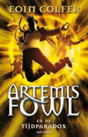 Artemis Fowl 6 - Artemis Fowl en de tijdparadox ,  Eoin Colfer