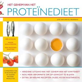 Het Geheim Van Het Proteïnedieet Herziene Uitgave Van Het Eiwitdieet , José van Amstel-Reurekas