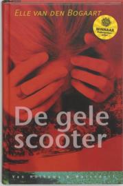 De gele scooter ,  Elle van den Bogaart