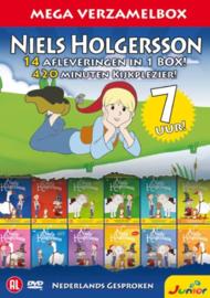 Niels Holgersson 3 & 4 (13 tm 26) Stemmen orig. versie: Henk Uterwijk
