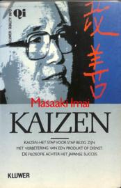 Kaizen (ky'zen) de sleutel van Japans succesvolle concurrentie , Imai Serie: Kluwer quality info