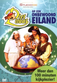 Piet Piraat - Op Een Onbewoond Eiland , Dirk Bosschaert