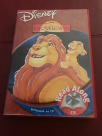 Leeuwenkoning - Read Along CD + vertelboek