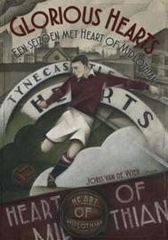Glorious Hearts een seizoen met heart of midlothian , Joris van de Wier
