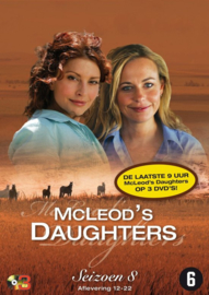 Mcleod's Daughters - Seizoen 8.2 ,  Simmone Mackinnon  Serie: McLeod's Daughters