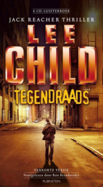 Jack Reacher 3 - Tegendraads Jack Reacher Thriller voorgelezen door Ron Brandsteder ,  Lee Child Serie: Jack Reacher