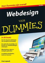 Webdesign voor Dummies , Lisa Lopuck Serie: Voor Dummies