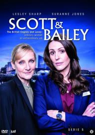 Scott & Bailey - Seizoen 5 , Lesley Sharp  Serie: Scott & Bailey